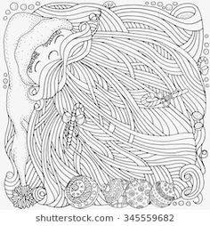 Welcome Father Christmas With This Free Advanced Coloring Pages Not Only Will You Enjoy In These Intricately Designed Holiday