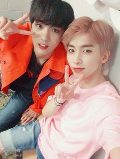 UP10TION Sunyoul & Xiao