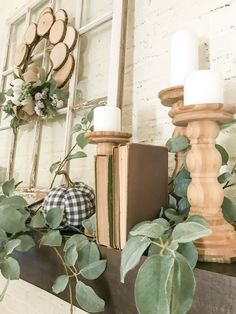 Unusual Home Fall Decorating Ideas With Farmhouse Style Farmhouse Table For Sale, Farmhouse Style, Farmhouse Decor, Antique Farmhouse, Cottage Style, Modern Farmhouse, Spring Home Decor, Autumn Home, Fall Mantel Decorations