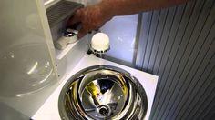 Conhecendo o banheiro multifuncional de um Eurohome