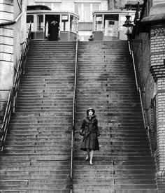 Hamburg 1958  Photo: F. C. Gundlach