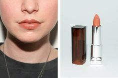 Swatch-tastic: Maybelline Crazy for Coffee lipstick—http://rstyle.me/n/d94s3g66e