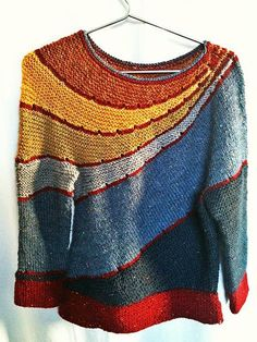 Plus Size Sweaters, Casual Sweaters, Cool Sweaters, Sweaters For Women, Knit Sweaters, Freeform Crochet, Knit Crochet, Crochet Granny, Plus Size Pullover