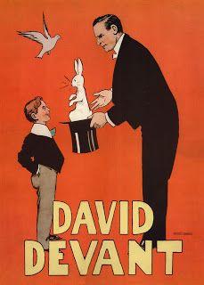 David Devant (1868 to 1941)