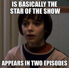Funny Memes from Netflix's Stranger Things