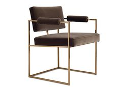 Milo Baughman's favorite chair. Click through to learn more about it and Milo.
