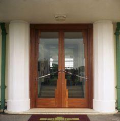 Art Deco door modern interior doors Dream Home Pinterest Art