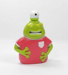 Creature Comforts - Trev - Toy Figure - Aardman - Cake Topper - Nick Park