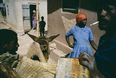 Alex Webb, 'Bombardopolis, Haiti', 1986.