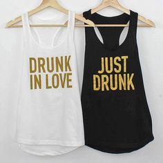 Bachelorette Party Favors - Bachelorette Tank Tops