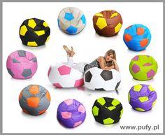 Lubicie Piłkę nożną? A może ktoś chce pamiątkę na koniec sezonu piłkarskiego? Mamy coś specjalnego piłki. Fajne kolory? Które najfajniejsze? #pufa #pufapiłka #pufanaktórejmożnasiedzieć #piłka #piłkanożna #taniapufapiłka #ekoskóra #kolorowapufa #leżak