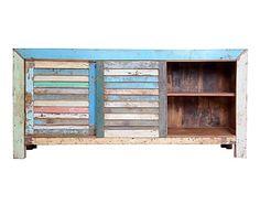 Aparador en madera de teca reciclada Board