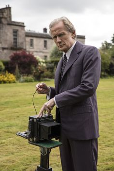 Ordeal By Innocence Bill Nighy Image 3 Ordeal By Innocence, Anthony Boyle, Bill Nighy, Christoph Waltz, British Accent, Agatha Christie, Old Tv, British Actors, Style Icons