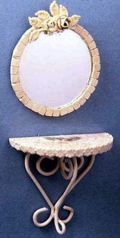 Miniature mirrors