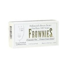 Frownies Eyes & Mouth Wrinkle Reducer Pads 144 pads by frownies. $17.39. FROWNIES Facial Patches address the physical cause of wrinkles on the forehead and between the eyes.. You will see muscles start to soften and smooth as soon as you use FROWNIES system.. Eliminate wrinkle while you sleep.. Immune Perféct antioxidant moisturizer applied under the patch softens and smooths the surface skin.. Stop expressions and lines from forming or reverse the creases in ...