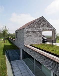 Villa H in W / Stéphane Beel Architect