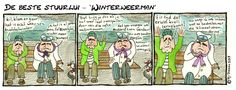 De Beste Stuurlui - Winterweerman
