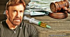 Chuck Norris Files Massive Lawsuit Against Big Pharma After Popular Drug Nearly Killed His Wife