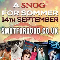 "I posted an excerpt of ""Soft and Gray"" as part of the A Snog for Sommer blog tour in support of author Sommer Marsden."