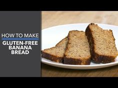 Get ready to be surprised by how simple making gluten-free banana bread at home really is — and how good for you it can be.