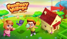 Explore your dream becomes a in this new Fantasy Village Resort Escape Free Android Games, Android Apps, Fantasy Village, New Fantasy, Hidden Objects, Games For Kids, Detective, Dreaming Of You, Explore