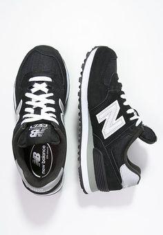 1171906f177 Chaussures New Balance M574 - Baskets basses - black noir: 100,00 € chez