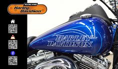 2016 HARLEY-DAVIDSON FXDL in Superior Blue At Auckland Motorcycles & Power Sports,  New Zealand www.amps.co.nz