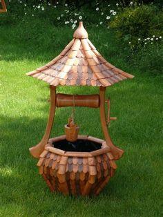 Resultado de imagen de garden wells ornamental