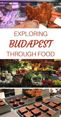 Food lovers will love it. We recently took a Budapest food tour with Urban Adventures and we loved it! Budapest, Hungary.   Budapest Travel Tips  WanderTooth