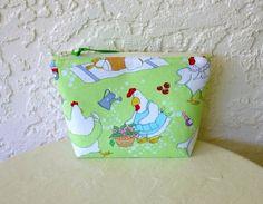 A Hen Rietta morning bag