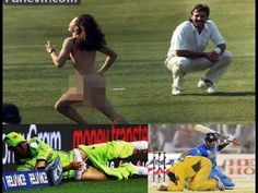 Top 10 Funny Cricket Moments in Cricket History - AllTimeTop | IndiaNewsToday