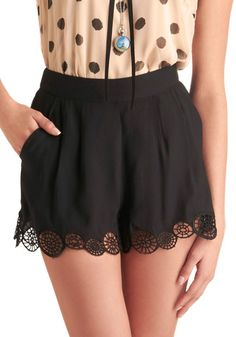 I usually will not wear shorts outta the house but I love these. To bad they are expensive AND out of stock.
