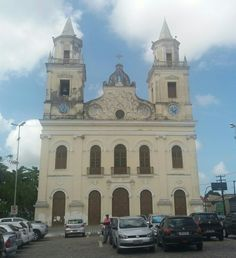 Basílica Nossa Senhora das Neves - João Pessoa/PB