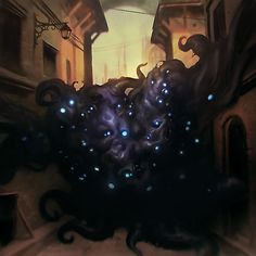 Shoggoth by BorjaPindado.deviantart.com on @DeviantArt