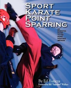 Sport Karate Point Sparring:An Essential Guide to the Point Fighting Method, black