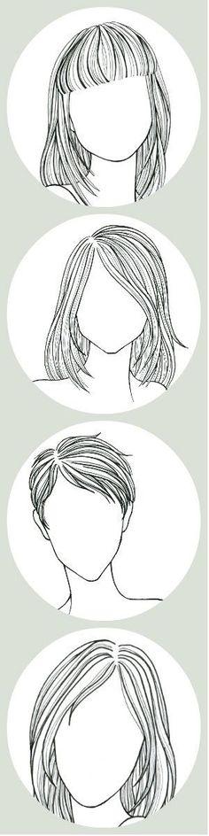 Dibuixar cabell
