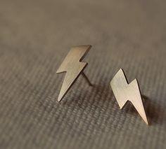Harry Potter earrings!