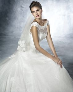 White One Wedding Dresses - Style Dacey