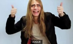 <b>In an age where the supermodel is a thing of the past, Cara Delevingne quickly rose to dominate the internet.</b> She