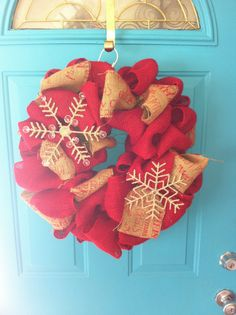 Custom made wreaths.  All are made when ordered.  Start out as low as 50 dollars! on Etsy, $50.00