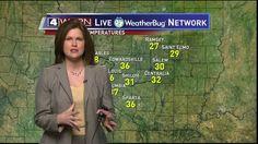 Weather forecast by Kristen Cornett - St. Louis, Missouri, 2009