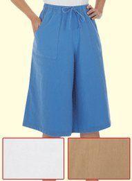 Amazon.com: Cotton Split Skirt - Women's Sizes: Clothing