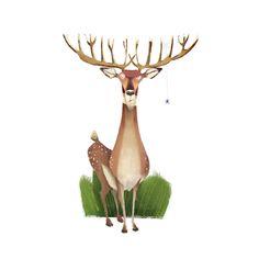 The Animal Books by co-4-la , via Behance