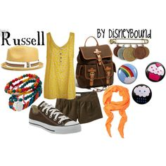 Love, love, love it! I could be like Russell from Up! @_@ (lalakay Polyvore)