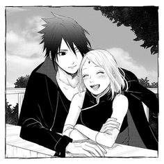 SasuSaku is real, bitches.