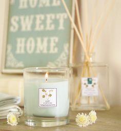 Wax lyrical RHS Classic Garden candles  www.almara-shop.cz