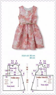 New diy baby girl dress pattern children Ideas Toddler Dress Patterns, Sewing Patterns For Kids, Dress Sewing Patterns, Sewing For Kids, Baby Sewing, Little Girl Dresses, Girls Dresses, Fashion Sewing, Boy Fashion