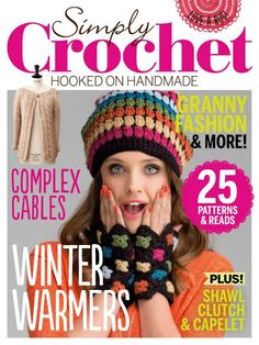 1000 Images About Simply Crochet Magazine On Pinterest