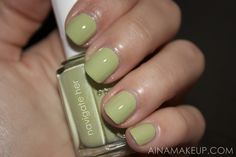 Navigate her // Essie    by AinaMakeup