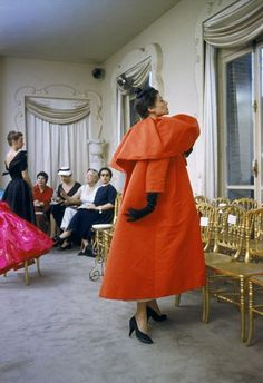 Balenciaga: Shaping Fashion - A Preview of the Forthcoming V&A Exhibition | British Vogue